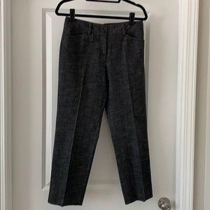 Women's J. Crew dress capris size 8